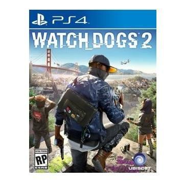 SONY 新力牌 PS4 看門狗2 特典 精裝藝術圖集