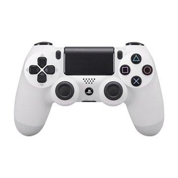 SONY 新力牌PS4 DS4光條觸碰板 無線控制器 冰河白