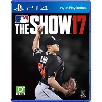 SONY 新力牌 PS4 MLB 17 The Show 特典