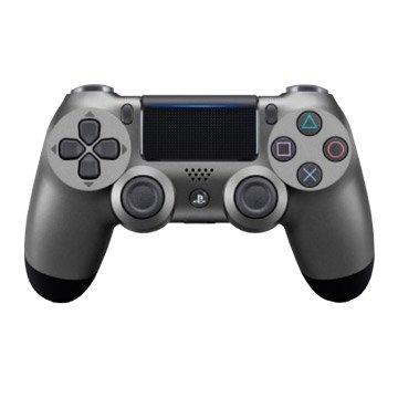 SONY 新力牌 PS4 DS4光條觸無線控制器 鋼鐵黑