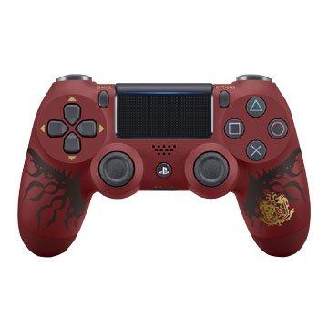 SONY 新力牌 PS4 無線控制器 魔物獵人特仕版