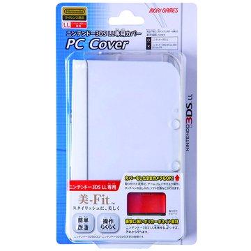 Nintendo 任天堂 3DS XL PC COVER保護殼-透明色