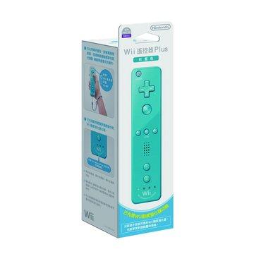 Nintendo 任天堂 WII Remote Plus 右手搖控器-藍色