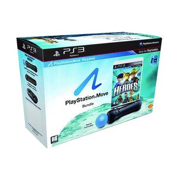 SONY 新力牌PS3 群雄大冒險 MOVE同捆組