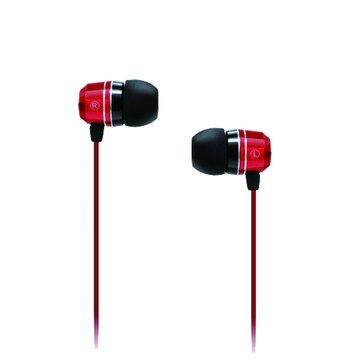 Hawk 鵰族 X390 紅/瘋音樂耳機麥克風(福利品出清)