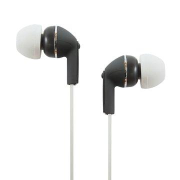 PIONEER 先鋒 Pioneer可通話耳道式扁線耳機SE-CL80T-H灰(福利品出清)
