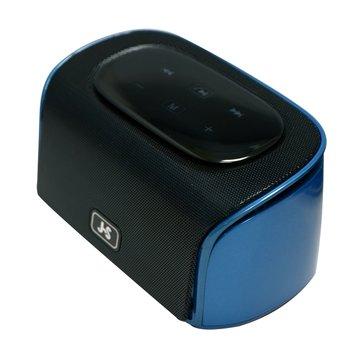 JS 淇譽JY1200(藍) 攜帶式藍牙音箱(福利品出清)
