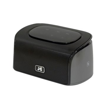JS 淇譽JY1200(銀灰) 攜帶式藍牙音箱