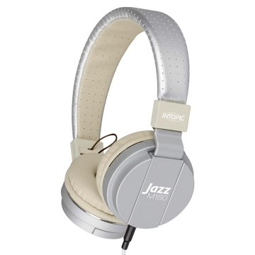 INTOPIC 廣鼎JAZZ-M180-S摺疊音樂耳機麥克風(福利品出清)