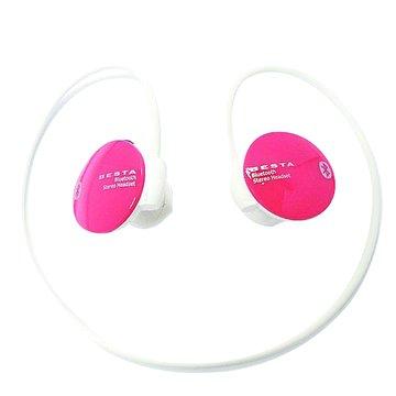 BESTA 無敵 BTS07運動型藍芽耳機(粉紅)(福利品出清)