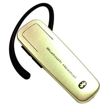 BESTA 無敵BTC12單耳式藍芽耳機(金)