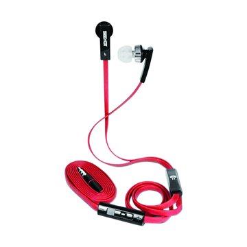 SEEHOT 嘻哈部落SeeHot入耳式立體聲有線耳機S500紅
