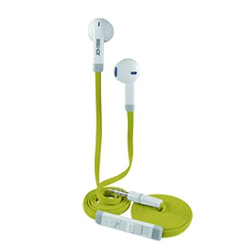 SEEHOT 嘻哈部落SeeHot入耳式立體聲有線耳機S800黃(福利品出清)