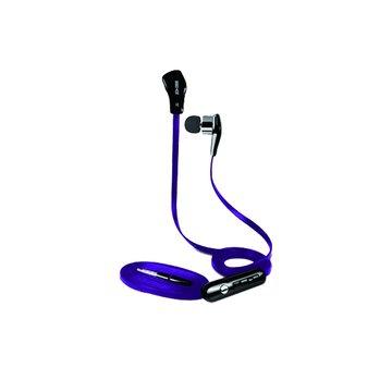 SEEHOT 嘻哈部落SeeHot入耳式立體聲有線耳機S680紫(福利品出清)