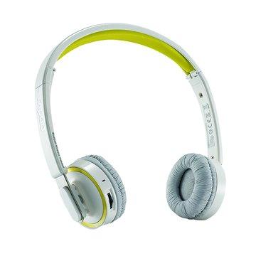 rapoo 雷柏 H6080(黃)藍芽無線摺疊耳機麥克風(福利品出清)
