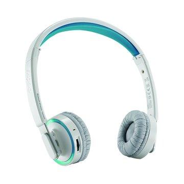 rapoo 雷柏 H6080(藍) 藍芽無線摺疊耳機麥克風(福利品出清)