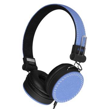 INTOPIC 廣鼎JAZZ-M100-BL摺疊音樂耳機麥克風