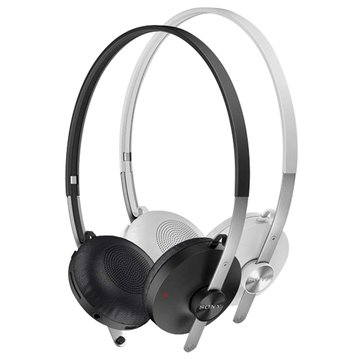 SONY 新力牌 SBH60 耳罩式藍芽耳機-白色(福利品出清)