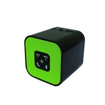 peripower 怡業 綠/Micro box 無線藍芽喇叭(福利品出清)