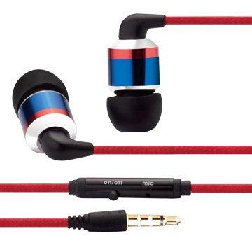 E-books S26 線控接聽鋁製入耳式耳機(福利品出清)