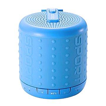 doocoo 浩崴 i Bomb運動型藍芽喇叭-藍(福利品出清)