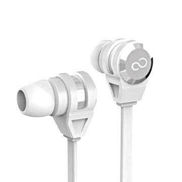 FUJITSU 富士通 富士通E-11手機專用耳機麥克風-白(福利品出清)