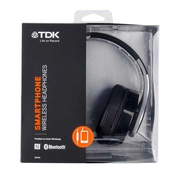 TDK WR780無線藍芽耳機-黑銀(支援NFC)