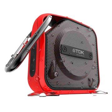 TDK 藍芽喇叭A12-紅(福利品出清)