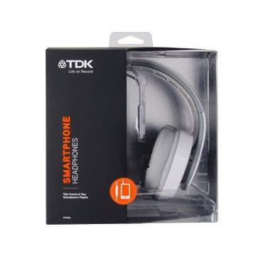 TDK 耳罩式可通話耳機ST560s白