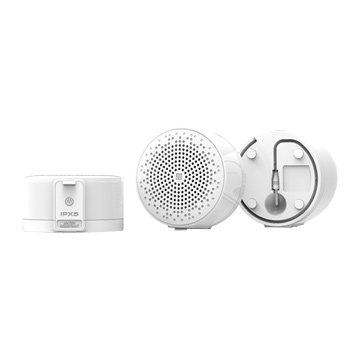 JS 淇譽 Auluxe Bi-X3 NFC/藍牙喇叭/白(福利品出清)