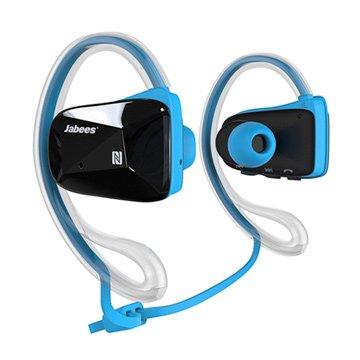 Jabees運動型藍牙耳機Bsport藍(福利品出清)