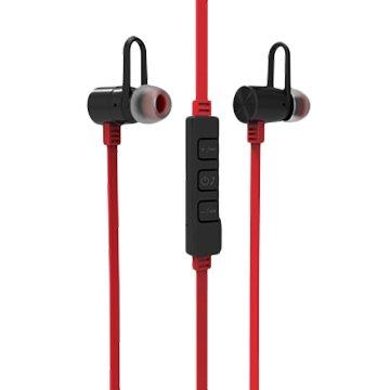 SEEHOT 嘻哈部落SeeHot運動藍牙耳機052BM紅V4.1 雙待機鋁合