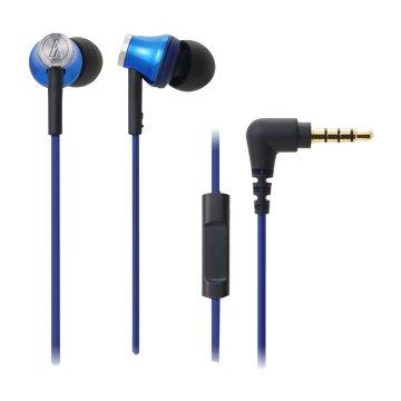 audio-technica 鐵三角鐵三角通話用耳機CK330iS BL藍