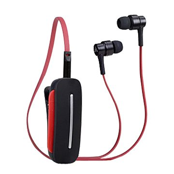 AvantreeClipper入耳夾領式立體聲藍芽耳