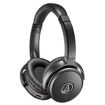 audio-technica 鐵三角主動抗噪通話耳機ANC50iS