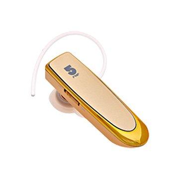ifive 五元素mic 24小時全天候通話藍芽耳機-金色