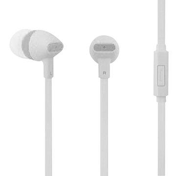 PC Park EW05 / 智慧型手機用耳塞式耳機 / 白色(福利品出清)