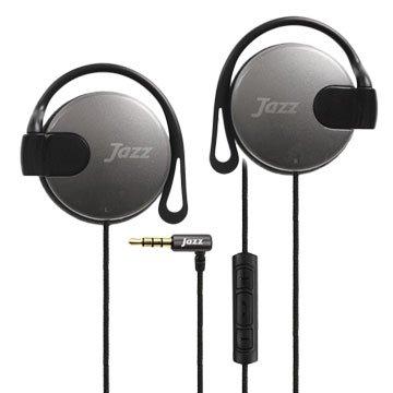 INTOPIC 廣鼎JAZZ-I78-GR 耳掛式耳機麥克風