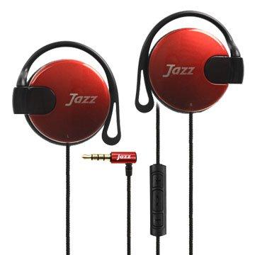 INTOPIC JAZZ-I78-RD 耳掛式耳機麥克風