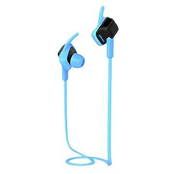 Jabees BEATING運動藍芽耳機-藍