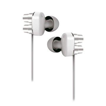 Hawk 鵰族X570 低音砲 雙單體耳機麥克風-白(福利品出清)
