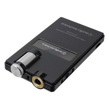 audio-technica 鐵三角鐵三角 PHA50BT無線藍牙耳機擴大機-黑