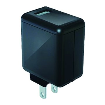 VogDUO 玩美派USB高電流充電器-黑(福利品出清)