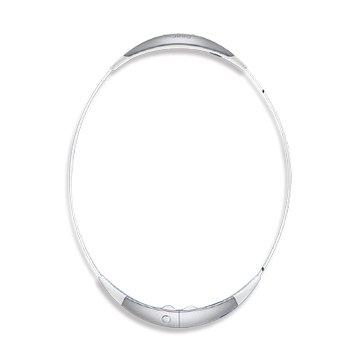 SAMSUNG 三星三星時尚環頸式藍芽耳機-白(福利品出清)