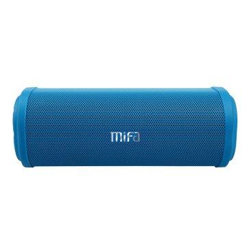 MiFa F5戶外隨身藍牙MP3喇叭-藍