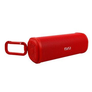 MiFaF5戶外隨身藍牙MP3喇叭-紅