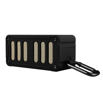 MiFaF6無線NFC隨身藍牙喇叭-黑