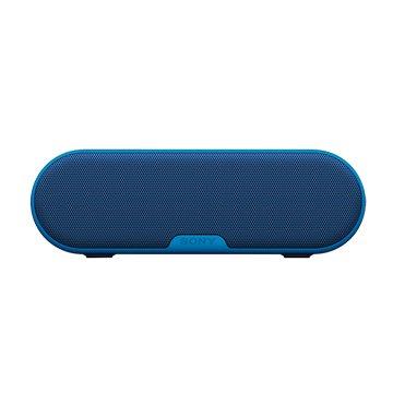 SONY 新力牌 SRS-XB2/L 藍牙喇叭-藍(福利品出清)