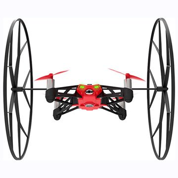 ParrotRollingSpider迷你智能遙控飛機/紅(福利品出清)