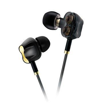 T.C.STAR 連鈺 TCE6200BK(黑)四單體專業級入耳式耳機